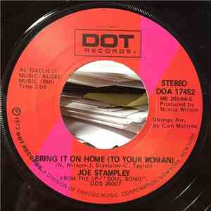 Joe Stampley - Bring It On Home (To Your Woman) download free