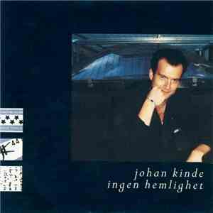 Johan Kinde - Ingen Hemlighet download free